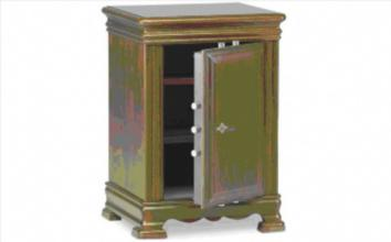 Architectural Hardwood Safes